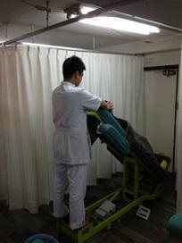 頭軸圧処置1