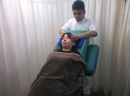 頭軸圧処置2